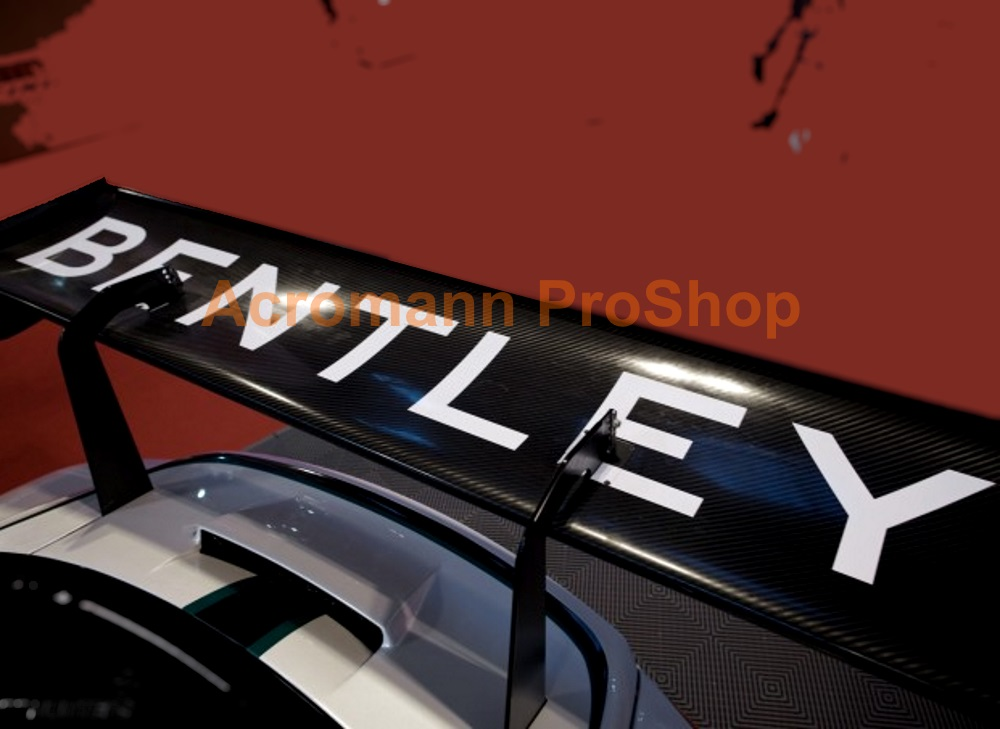 Bentley Windshield Decal (Style#2)